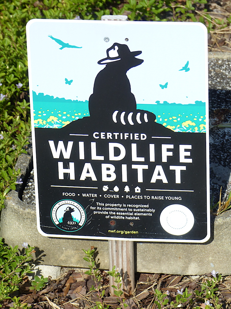 !!wildlife habitat sign copy